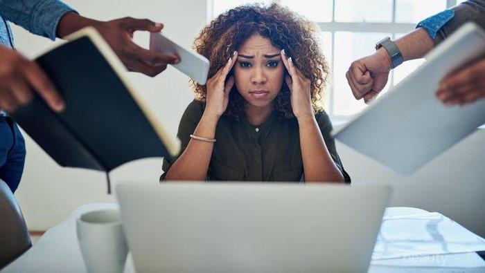 [FORUM] Cara Mengatasi Stress Karena Kerjaan