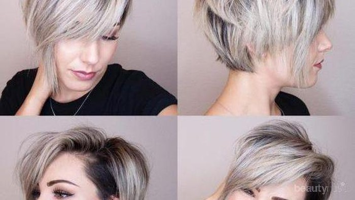 Banyak yang Gak Pede, Padahal Potongan Rambut Ini Bikin Muka Terlihat Tirus