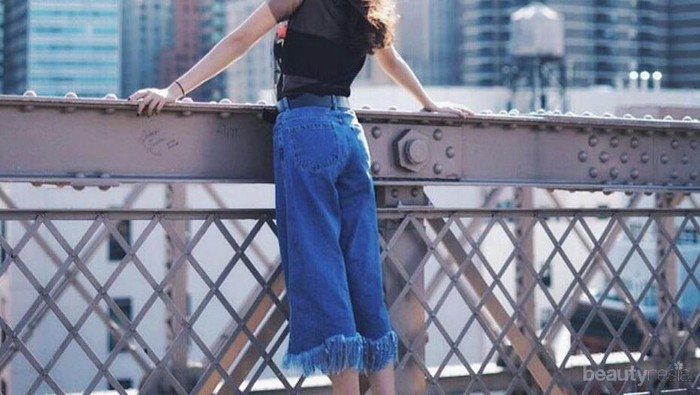 Lagi Hits, 4 Model Celana Ini Banyak Banget Digunakan Para Wanita di Tahun 2018