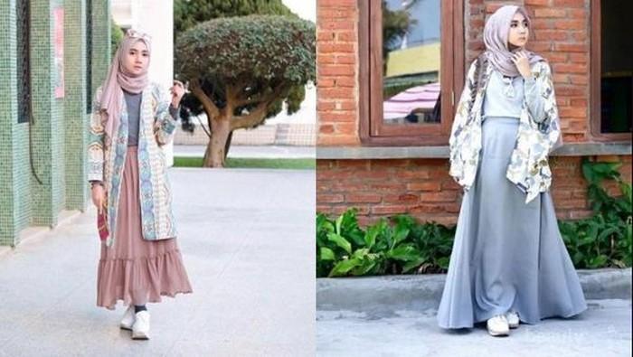 Cara Pilih Model Rok Muslimah Sesuai Bentuk Tubuh
