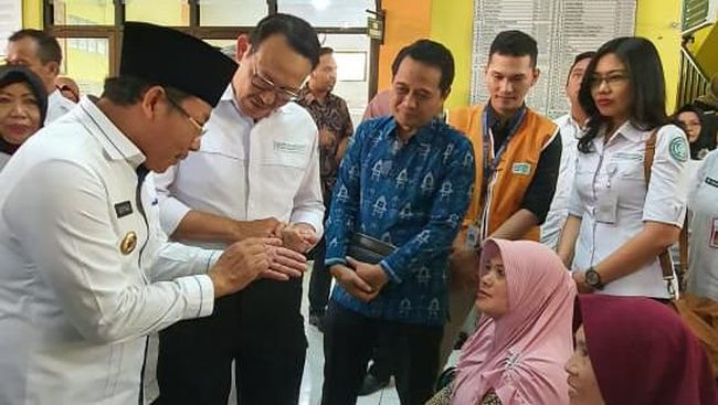 Kota Malang Siap Jadi Smart City Health Care