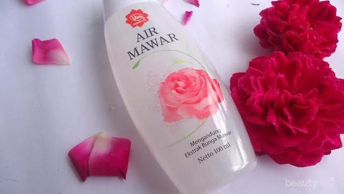 #FORUM Air Mawar Viva Oke Gak Ya?? Bisa Untuk Memutihkan Wajah??