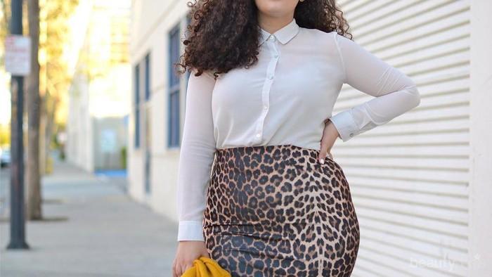 Begini Style untuk Orang Gemuk yang Akan Membuat Kamu Terlihat Lebih Langsing, Ladies!