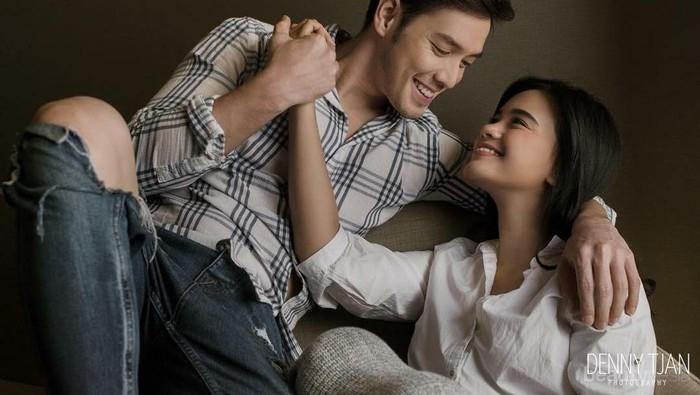 Cinlok! 10 Potret Romantis Audi Marissa dan Kekasihnya, Anthony Xie