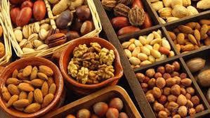 Yuk Pilih Kacang yang Baik untuk Diet