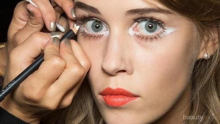 Bikin Garis kelopak Mata Indah dan Cantik dengan Rekomendasi Eyeliner Putih Berikut Ini!