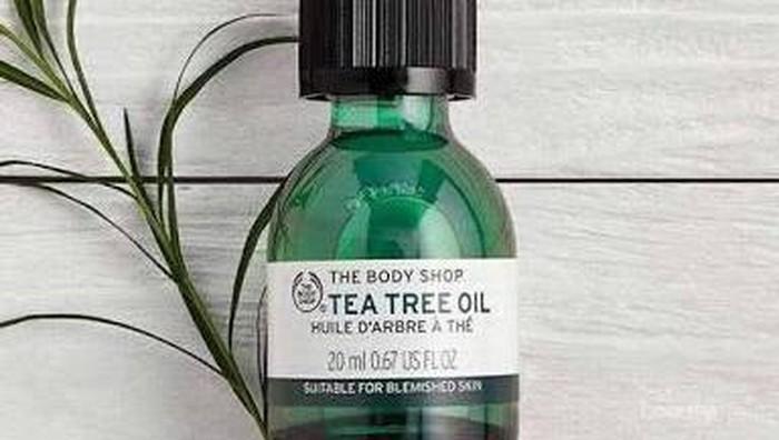 #FORUM Pake Tea Tree Oil Body Shop malah bruntusan, ada yang kaya gini?