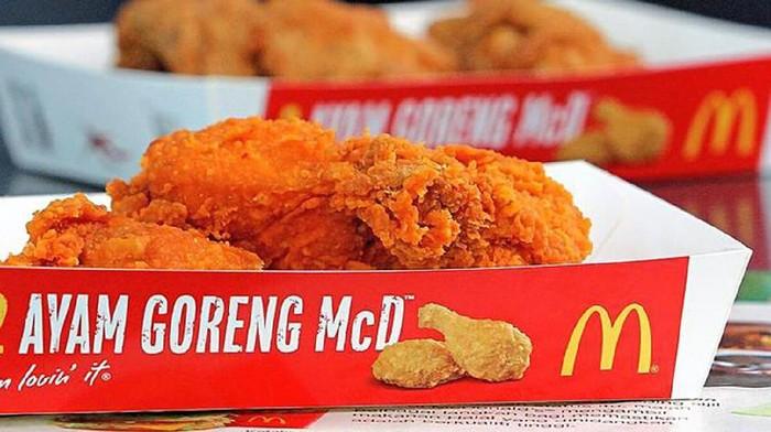 #FORUM Ada yang Udah Nyobain Spicy Chicken McDonald's?? Enak Gak??