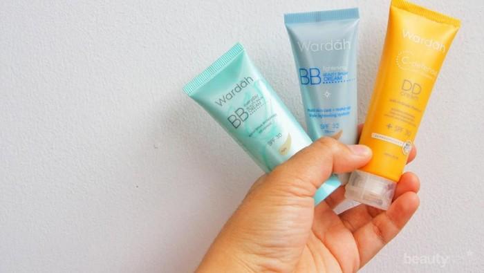 Lebih Bagus Cc Cream Bb Cream Wardah Untuk Muka Berjerawat