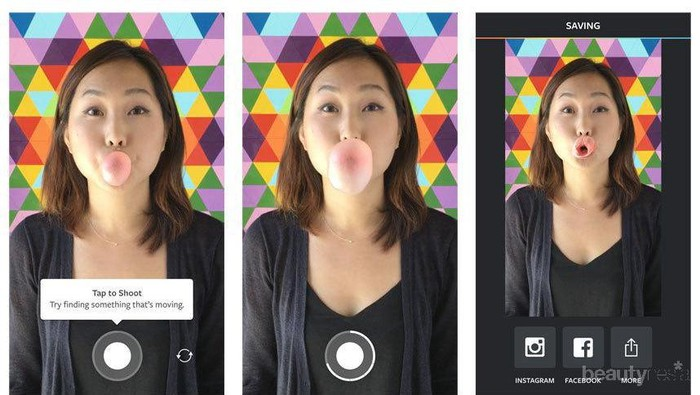 4 Ide Gaya Seru untuk Gaya Boomerang di Instagram, Ajak Temanmu Pose Sekarang!