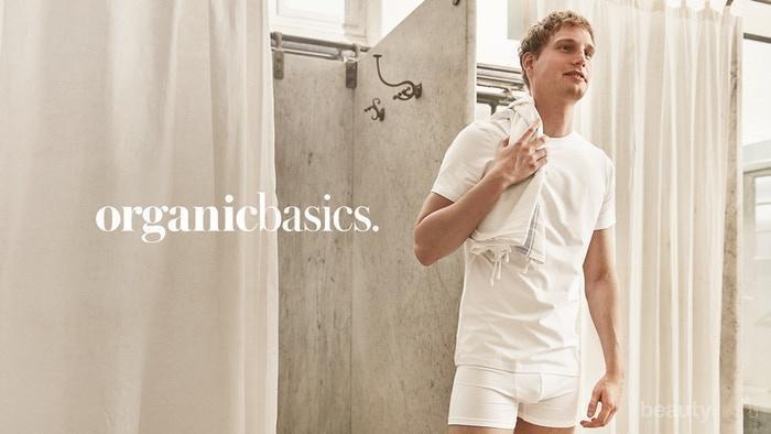 Ramah Lingkungan, Pakaian dari Brand Organic Basic Bisa Tidak Dicuci Selama Seminggu