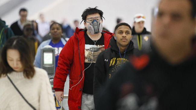 Presiden AS, Donald Trump, meminta para penduduk untuk mewaspadai perkiraan lonjakan jumlah korban virus corona dalam dua pekan mendatang.