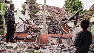 BMKG: Jabar Daerah Paling Sering Gempa di Pulau Jawa