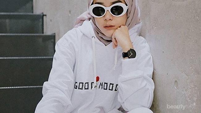 Tampil Lebih Kekinian Dengan Pakai Hoodies Untuk Hijabers Begini Padu Padannya Yang Tepat