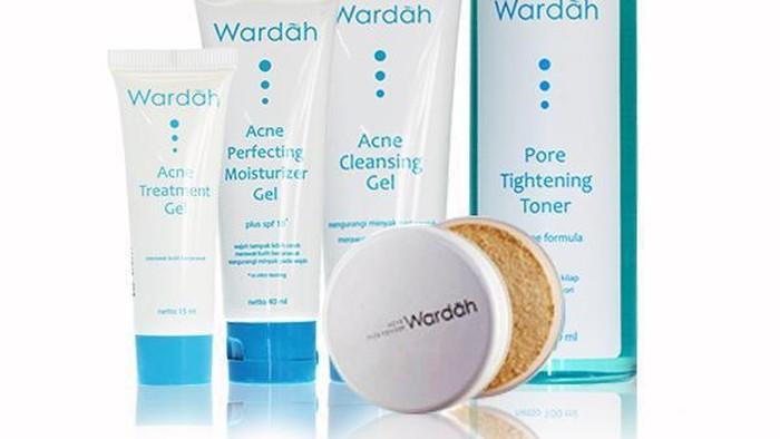 Rangkaian Skincare untuk Wajah Berjerawat