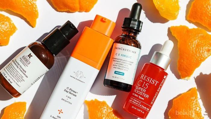 Pakai Serum Vitamin C Beneran Efektif Bikin Kulit Lebih Cerah dan Bebas Noda Jerawat?