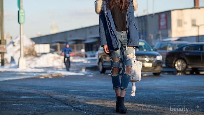 Dapatkan Street Style yang Keren dengan Padu Padan Celana Jeans Robek Hits Ini!