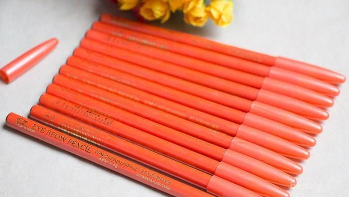 Hitam atau Coklat? Apa Warna Pensil Alis Viva Favoritmu Ladies?