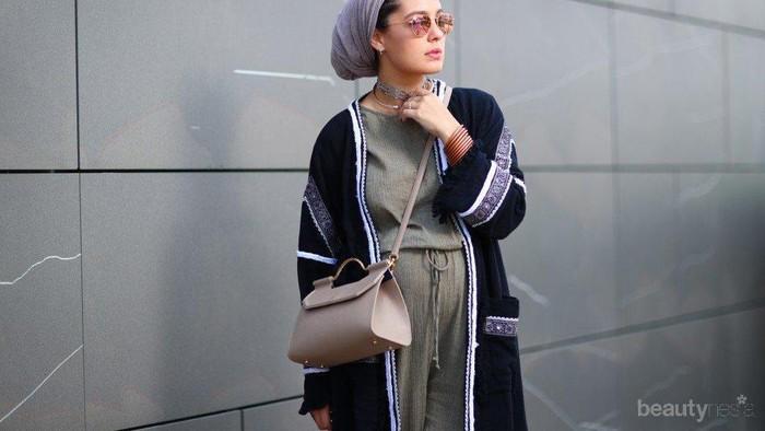 Tampil Beda Yuk! Ini Dia Gaya Hijab Bohemian yang Lagi Hits dan Wajib Dicoba Para Hijabers!