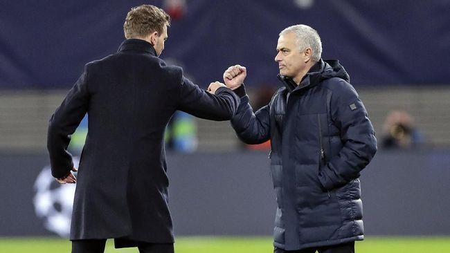 Sejumlah pelatih kenamaan dirumorkan akan menggantikan posisi Jose Mourinho di Tottenham Hotspur.