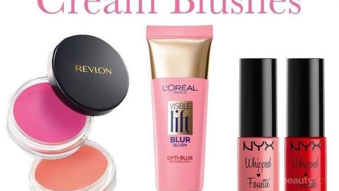 Rekomendasi Cream Blush On Harga Terjangkau yang Patut Kamu Coba!
