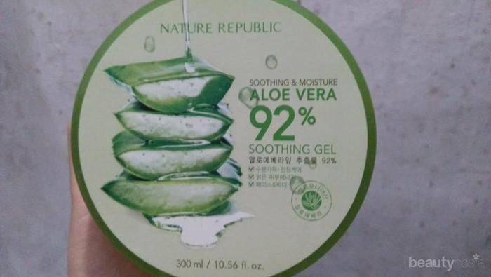 #FORUM Bagaimana Cara Pakai Nature Republic Aloe Vera?