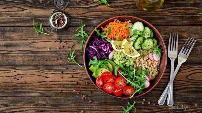 Mau Punya Body Goals? Ini Tips Diet Sehat untuk Vegetarian