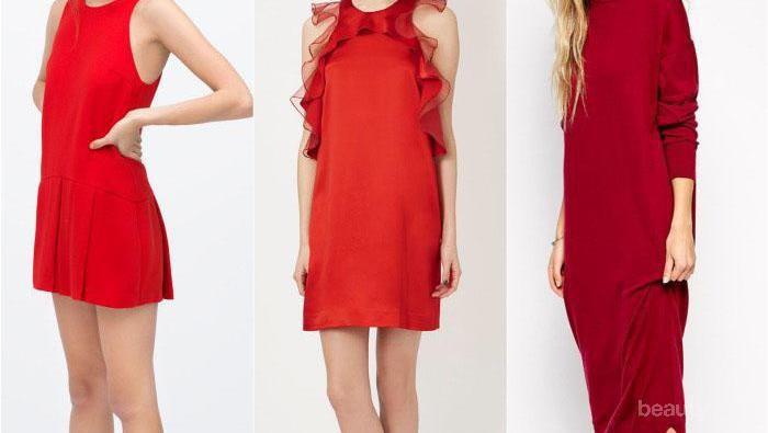 Dari Gaya Formal Hingga Santai, Ini Pilihan Sepatu Paling Cocok Dipadukan dengan Dress Merah!