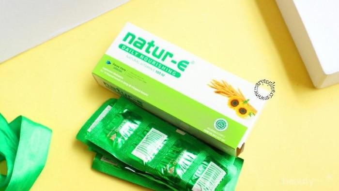 Dear.. Minum Natur-E Beneran Bikin Kulit Mulus dan Cerah Dari Dalam??