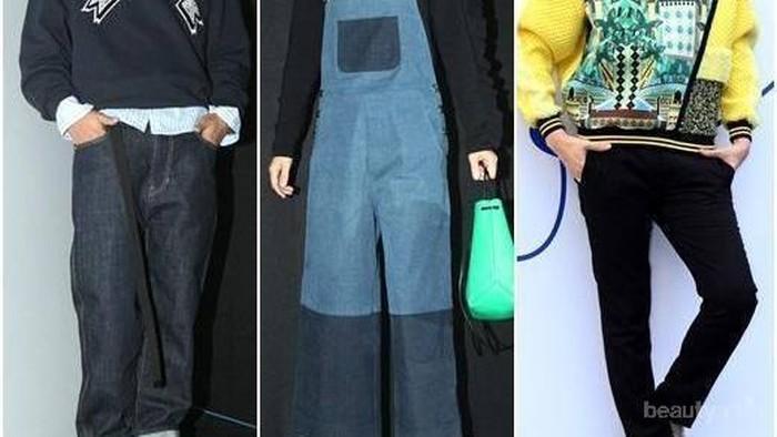 Ada-ada Saja, Beginilah Penampilan Para Selebriti dengan Busana Terburuk di Seoul Fashion Week