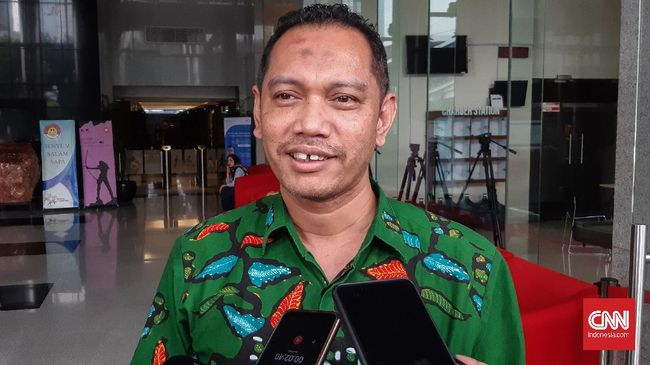 Wakil Ketua KPK Nurul Ghufron.