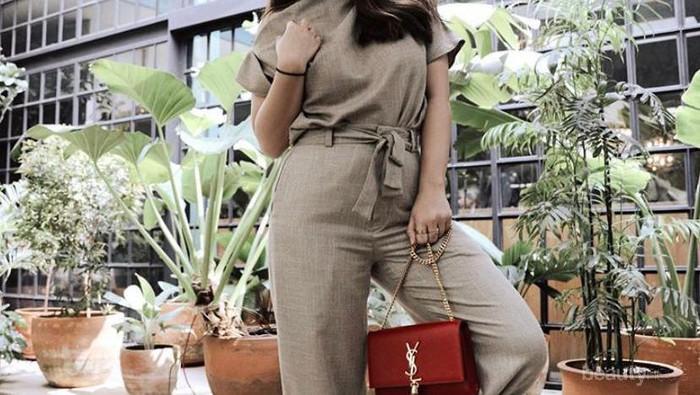 Kekinian Banget! Intip 5 Outfit Casual Look Ala Marsha Aruan