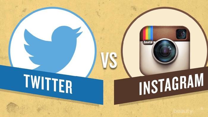 #FORUM Kamu Tim Twitter atau Tim Instagram?