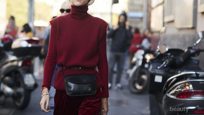 Tampil Fashionable dengan Inspirasi Fashion Warna Merah Maroon? Ini Inspirasinya!