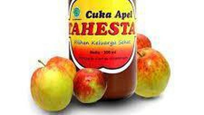 Manfaat Cuka Apel Tahesta Untuk Bekas Jerawat