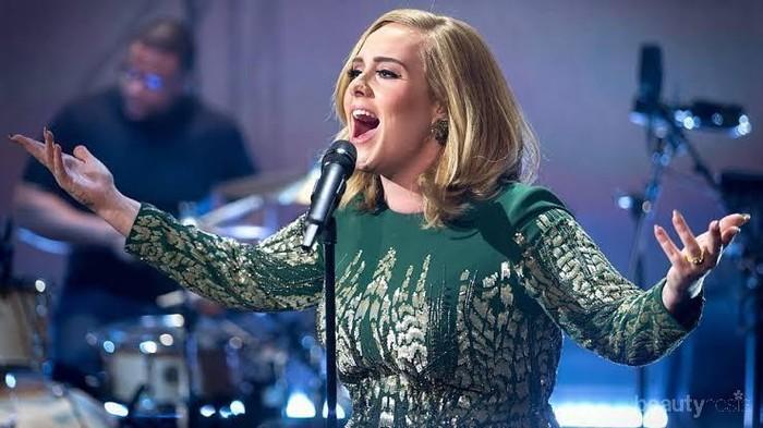 Jadi Sorotan, Penampilan Baru Adele yang Lebih Langsing dan Tirus