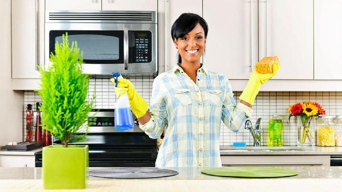 Wow, Ternyata Bahan-bahan Alami Ini Bisa Menghilangkan Bau Pada Dapur Lho!