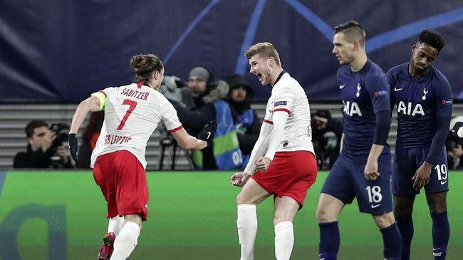 Berikut prediksi RB Leipzig vs Atletico Madrid di perempat final Liga Champions yang dihimpun dari redaksi CNNIndonesia.com