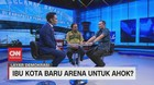 VIDEO: Debat Panas, Ibu Kota Baru Arena Untuk Ahok?