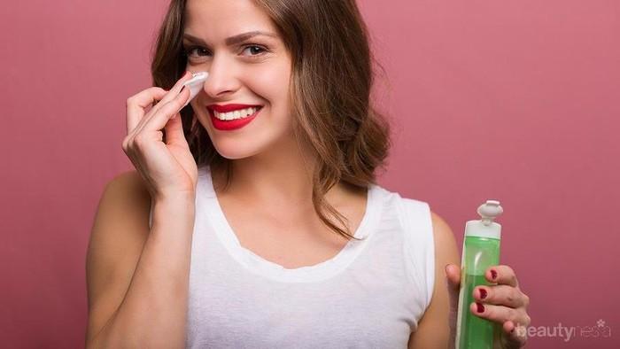 Tanpa Remover, Ternyata Inilah Produk Kecantikan Lain yang Juga Bisa Membersihkan Wajah dari Make Up!