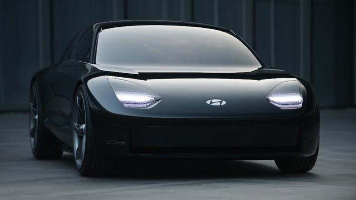 Mobil Konsep Hyundai 'Prophecy'. (Dok. Hyundai)