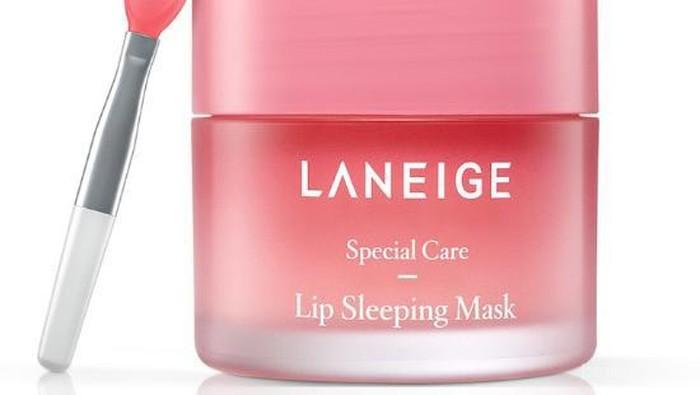 Ada yang pernah pakai LANEIGE LIP SLEEPING MASK?
