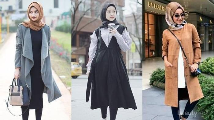 Inspirasi Mix and Match Legging untuk Hijabers Agar Tetap Stylish