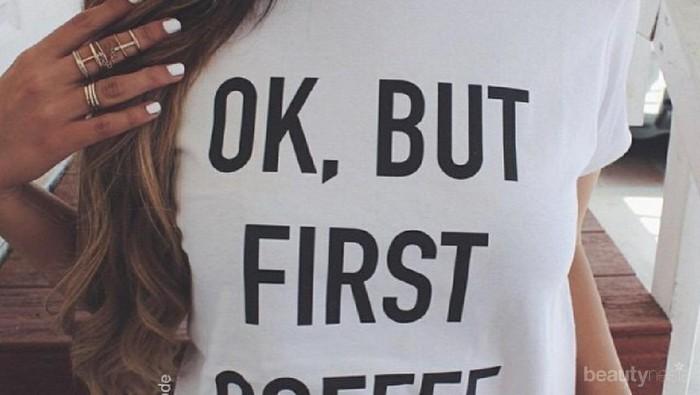 Mau Jadi Pusat Perhatian? Yuk, Coba T-Shirt dengan Tulisan Nyeleneh Ini