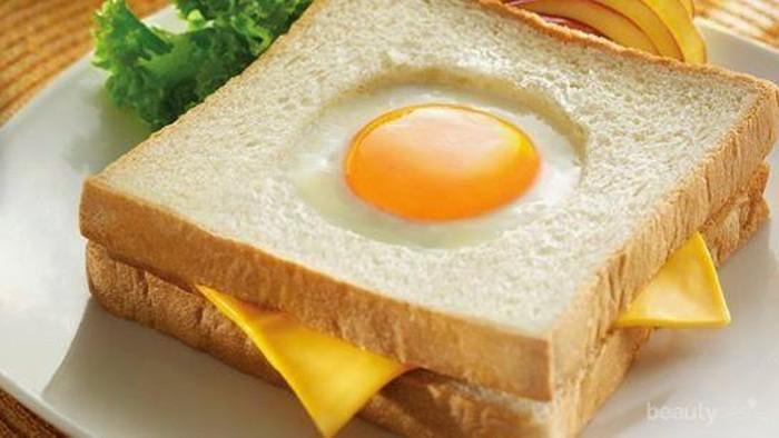 Enak dan Praktis Dibuat, Ini Resep Roti Goreng Telur yang Cocok Jadi Bekal