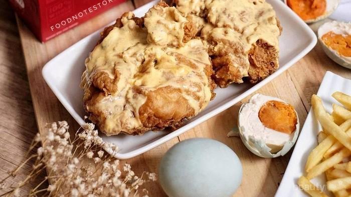 Cobain yuk! Menu Salted Egg Baru dari KFC yang Bisa Bikin Kamu Ngiler