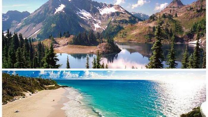 [FORUM] Kalian Lebih Suka Pergi ke Gunung atau Pantai?