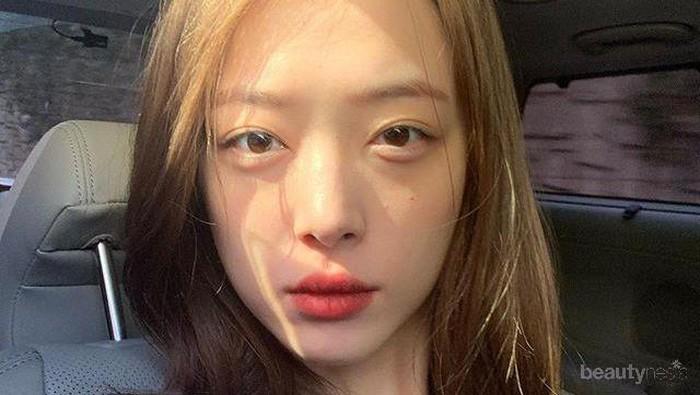 Sulli Ex Member Girl Grup Korea f(x) Meninggal Dunia