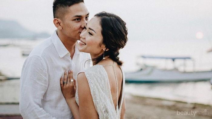 Ayla Dimitri Rayakan Pernikahan dengan Gelar Pesta BBQ di Labuan Bajo