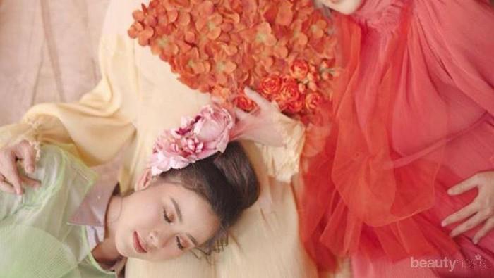 Semakin Cantik di Kehamilan Anak Pertama, 3 Artis Ini Lakukan Maternity Photoshoot Bersama